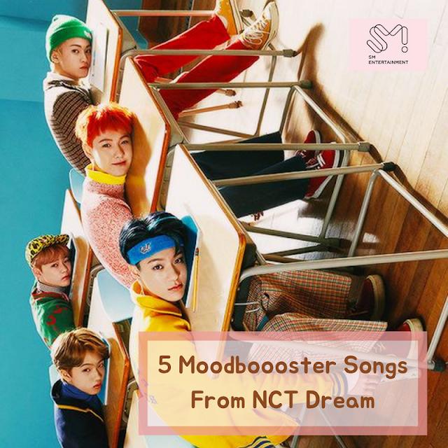 5 Lagu Terbaik NCT Dream