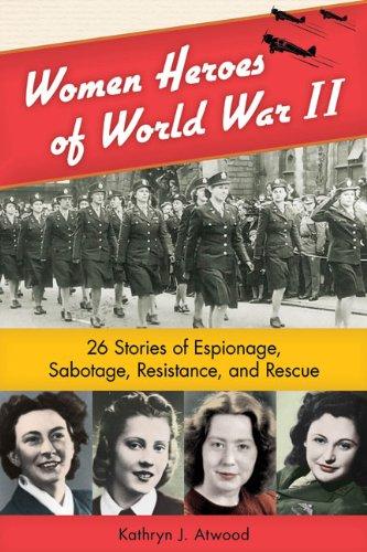 women heroes of ww2