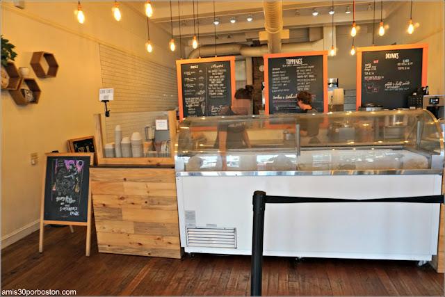 Ruta por las Heladerías de Massachusetts: Honeycomb Creamery