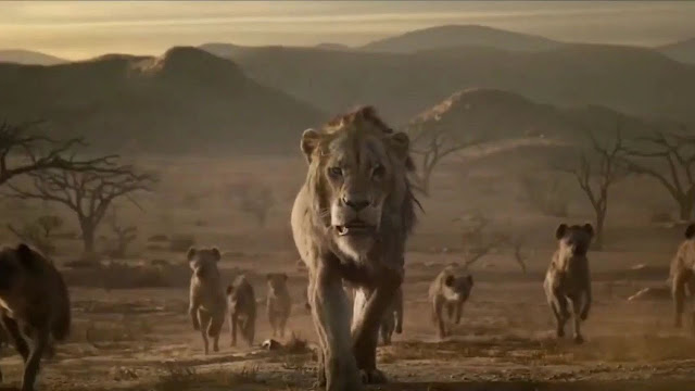 The Lion King (2019) New Movie Quotes and Trailer