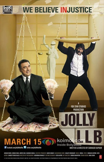Jolly LLB 2013 Hindi 480p HDRip – 350mb