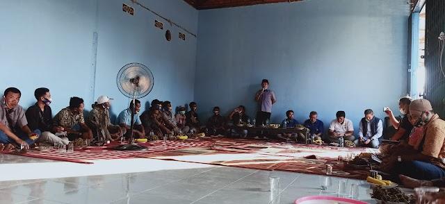 7 Kecamatan di Tanjabar Bentuk Tim Relawan Haris-Sani