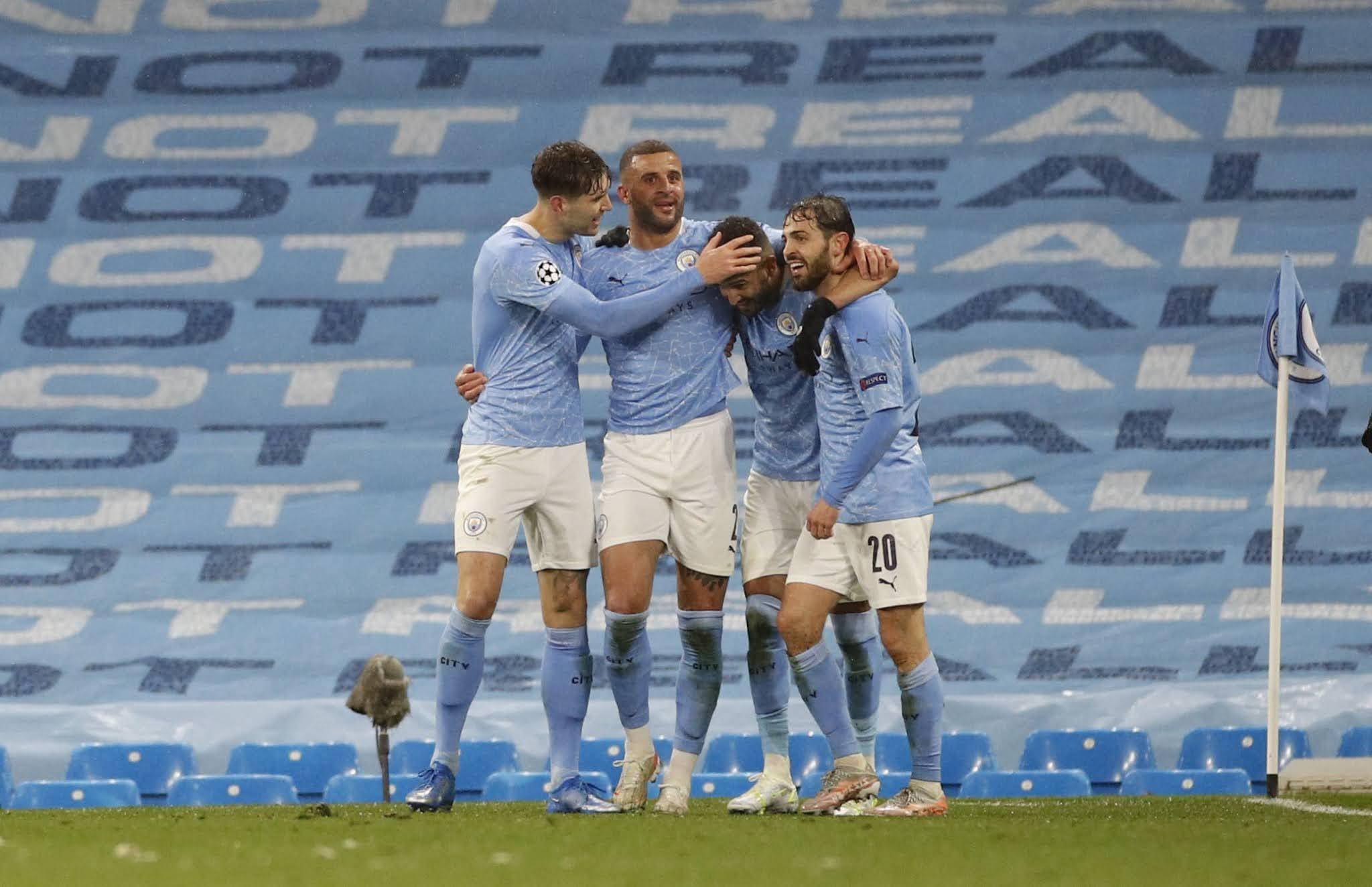 Manchester City, con el ingreso de Agüero, pasó a la final de la Champions League por primera vez en su historia