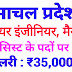 IIT Mandi Himachal Pradesh Recruitment for the post of Junior Engineer (Horticulture),Manager,Pharmacist  Last Date 27/12/2019