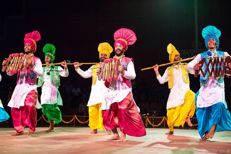 Bhangra from Punjab