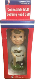 "Twins Enterprise MLB bobblehead ""bobbing head"" doll"
