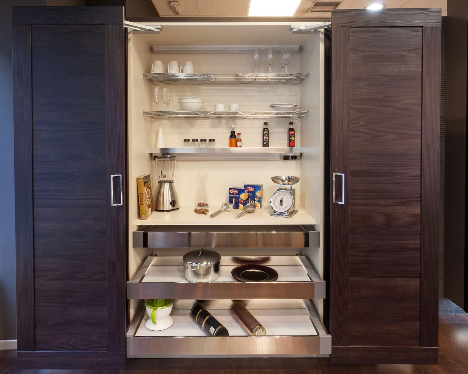 Cooking Design Art Armarios Empotrados Vestidores O Clossets - Armarios-empotrados-de-aluminio