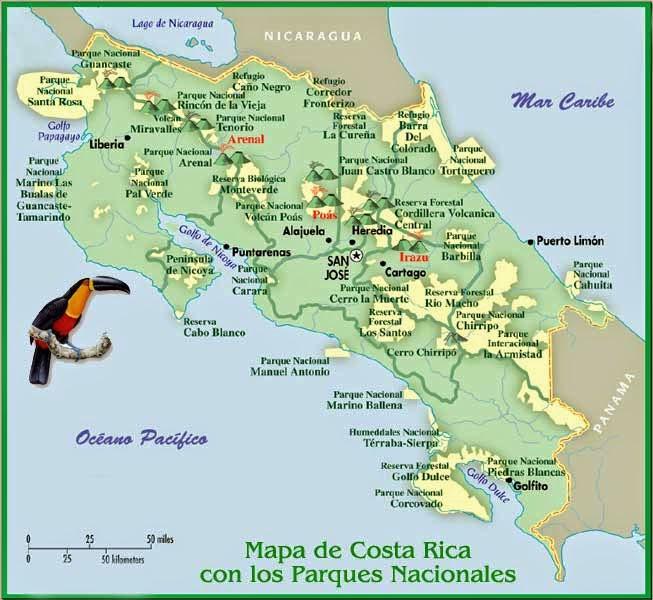 Parques Nacionales Parques Nacionales En Costa Rica