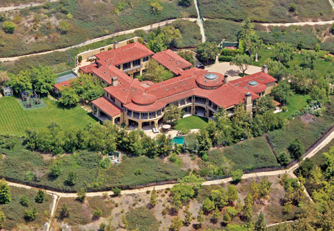 Arnold Schwarzenegger Haus
