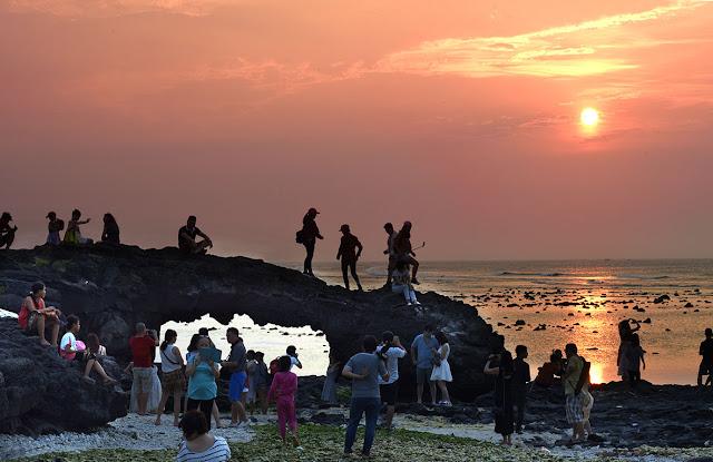 thu phí du khách khi đến đảo Lý Sơn