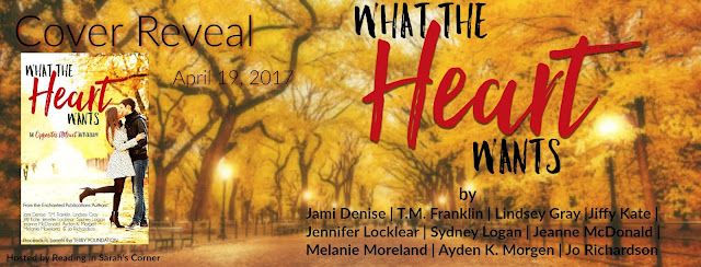 {Cover Reveal} What the Heart Wants:An Opposites Attract Anthology from @EnchantedPub