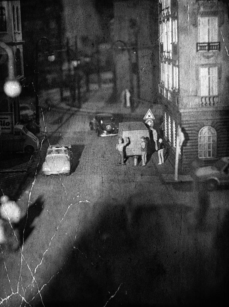 #273 Porst Weitwinkel f3.5 35mm – Diorama
