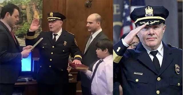 Bersumpah di Bawah Alquran, Baycora Jadi Muslim Pertama sebagai Kepala Polisi di AS