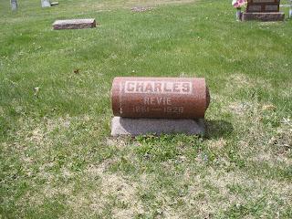 Charles Revie Saint Peter's Lutheran Cemetery Wausau Wisconsin
