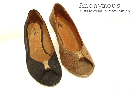 Chaussures Anonymous