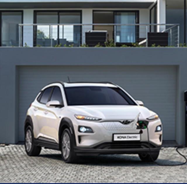 eletric car hyundai kona 2019 full review.
