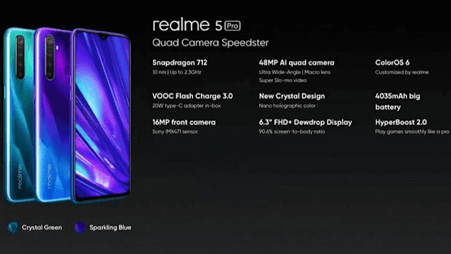 Realme 5 Pro launched in the Philippines