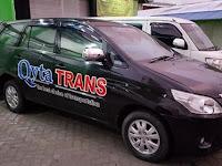 Jadwal Travel Qyta Trans Semarang - Purwokerto PP