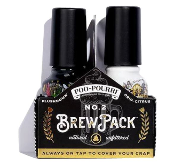 Poo-Pourri toilet spray two pack
