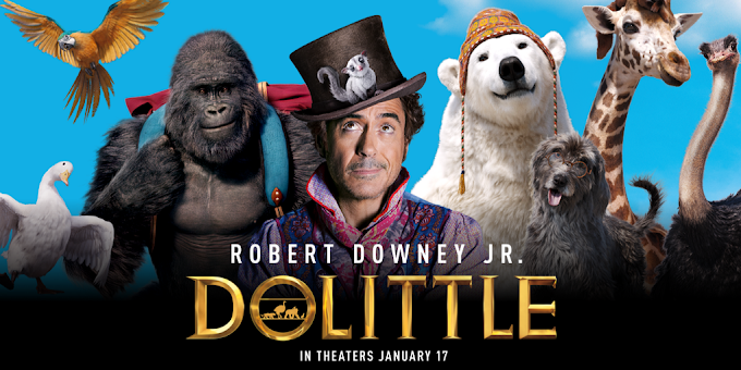 Dolittle Tamil Dupped Movie download