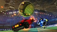 Rocket League è gratis su PC: calcio in soggettiva, multiplayer e con le macchine
