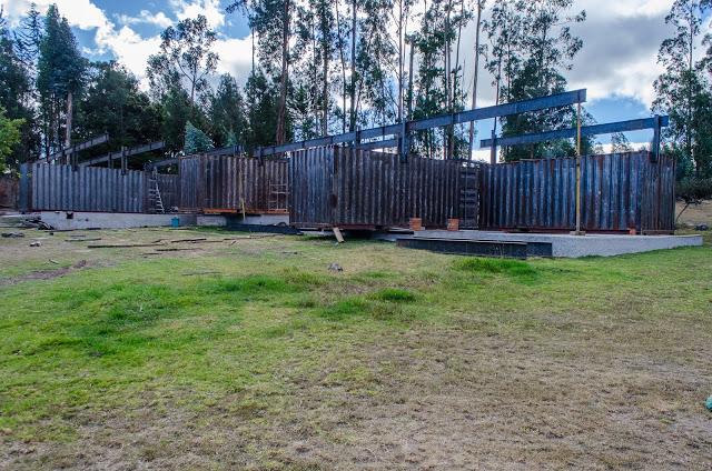 Casa RDP - Shipping Container Industrial Style House, Ecuador 37