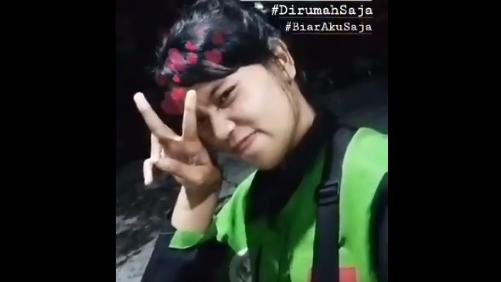 Viral Driver Ojol Wanita Ditransfer Rp1 Juta dari Pelanggan yang Ketiduran