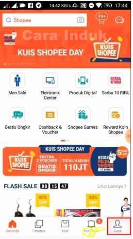 Live Chat Cs Shopee Gratis Terbaru 2020 Via Web & Apk ...