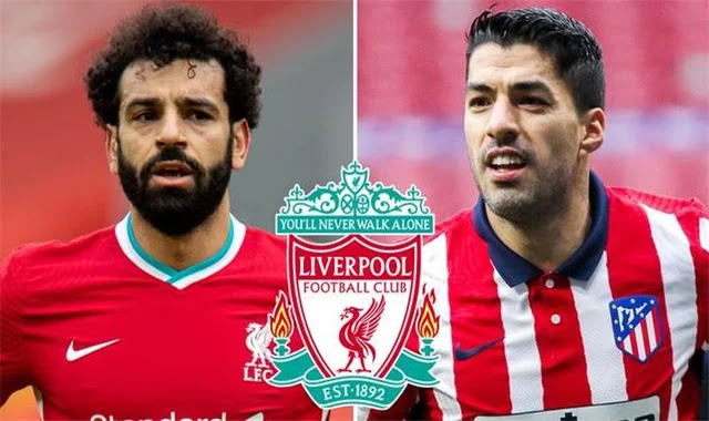 Suarez's return to Liverpool depends on Mohamed Salah's decision