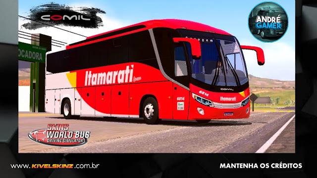 COMIL 1200 4X2 - VIAÇÃO EXPRESSO ITAMARATI