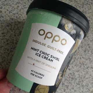 oppo mint choc swirl with spirulina