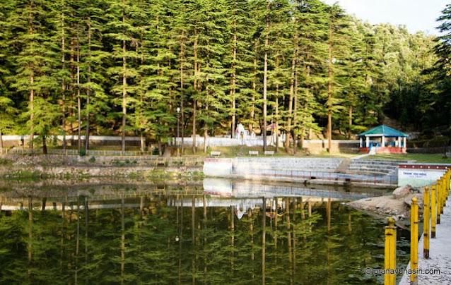 Dal lake Dharmshala