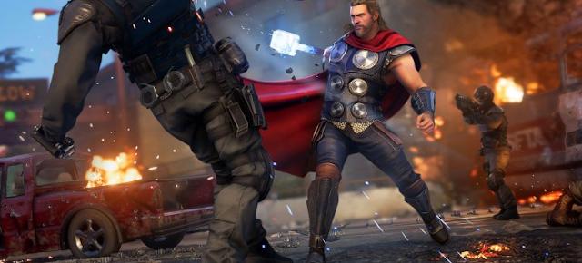 تحديث لعبة Marvel's Avengers 1.22 متاح وتغيرات جديدة