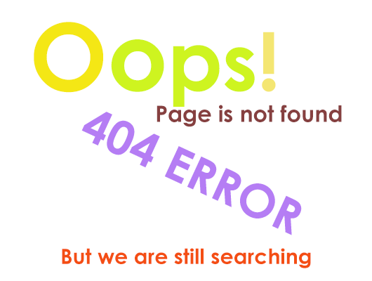 404 error message icon