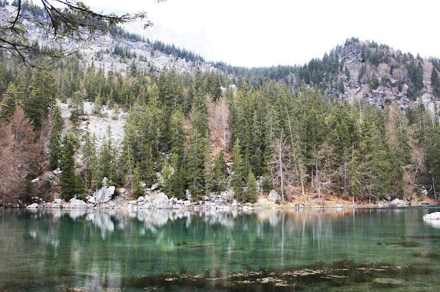 Lac Vert - Sallanches