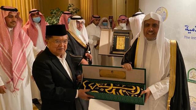 Jusuf Kalla Bantu Kepulangan Habib Rizieq? Ini Kata Jubir JK
