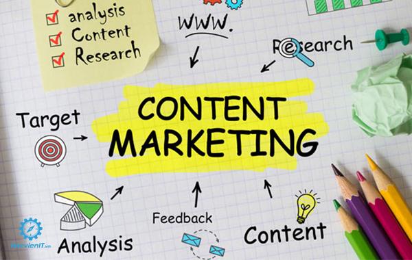 Share khóa học content marketing