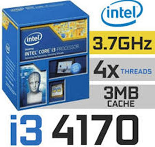 INTEL Processor Core I3-4170