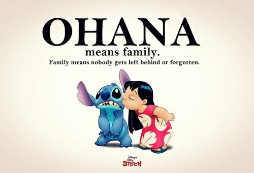 Ohana Means Family Quote Tattoo: Ampliando Horizontes En Infantil: Abril 2012