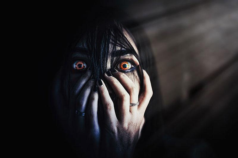 قصص قصيرة مرعبه حقيقية اتحداك تقرأ هذه القصص لوحدك_ الويب المظلم