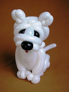 Gambar Balon Karakter Puppy_Anak Anjing Lucu_Balloon Character Puppy_15