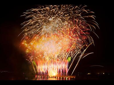 The Gamagori Summer Fireworks Festival