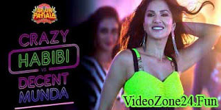 CRAZY HABIBI VS DECENT MUNDA-LYRICS