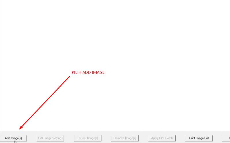 Cara mengisi game PS2 sendiri