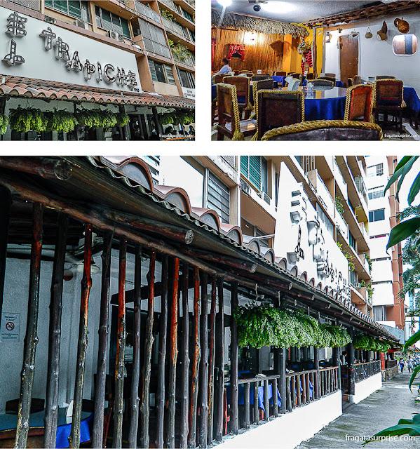Restaurante El Trapiche, bairro de El Cangrejo, Cidade do Panamá