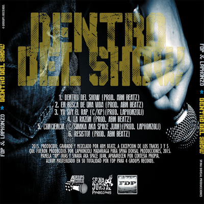 Laphonzo & FDP - Dentro del Show EP