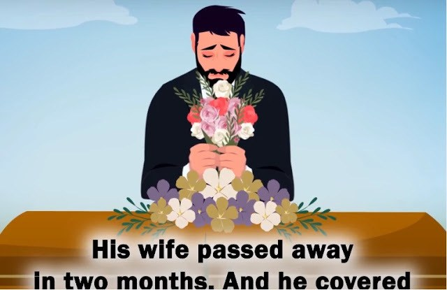 A Sad Love Story of His Wife