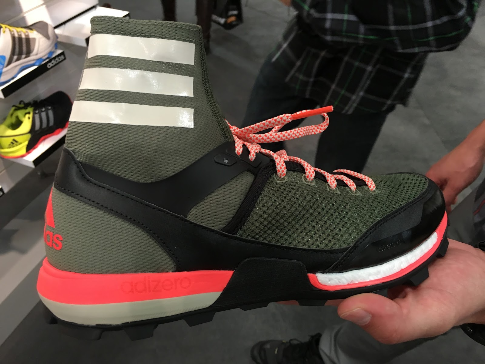 Road Trail Run: Outdoor Retailer: 2016 adidas Outdoor XT