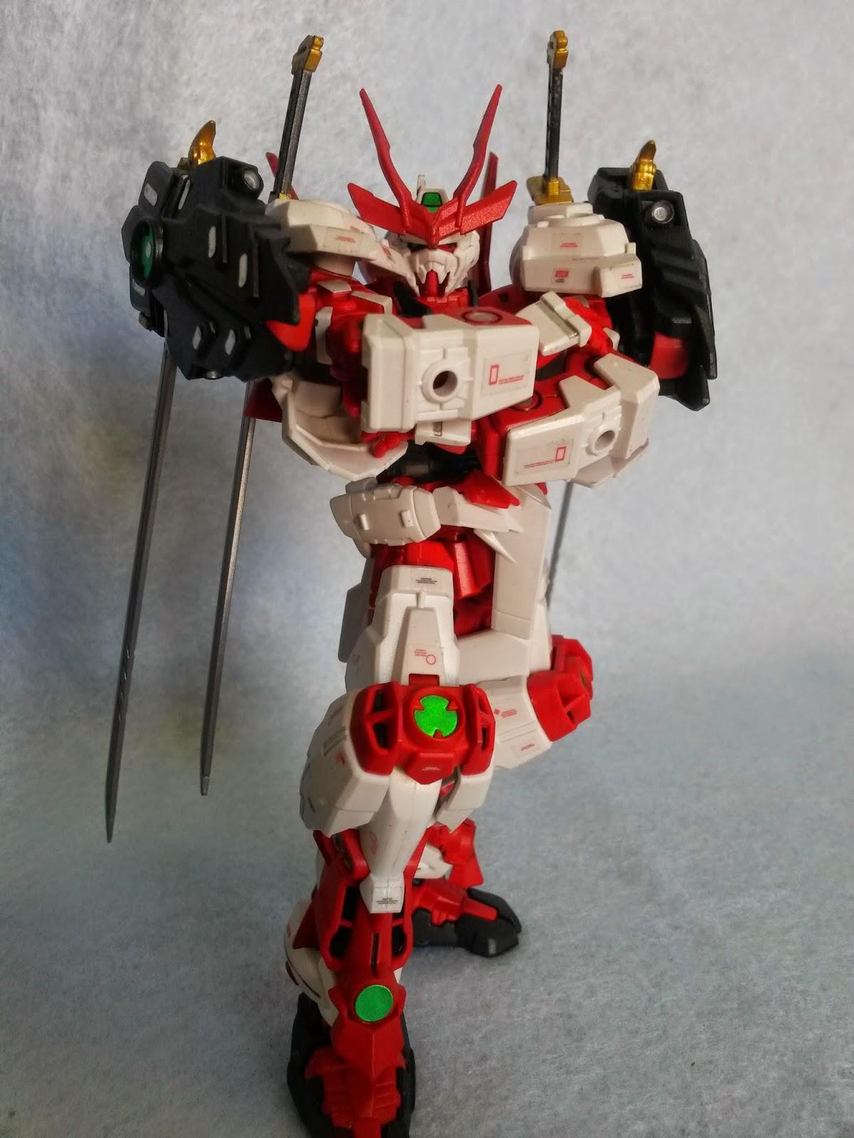 Gunplanerd: Kit Insight: HGBF 1/144 侍ノ弐 Sengoku Astray ...