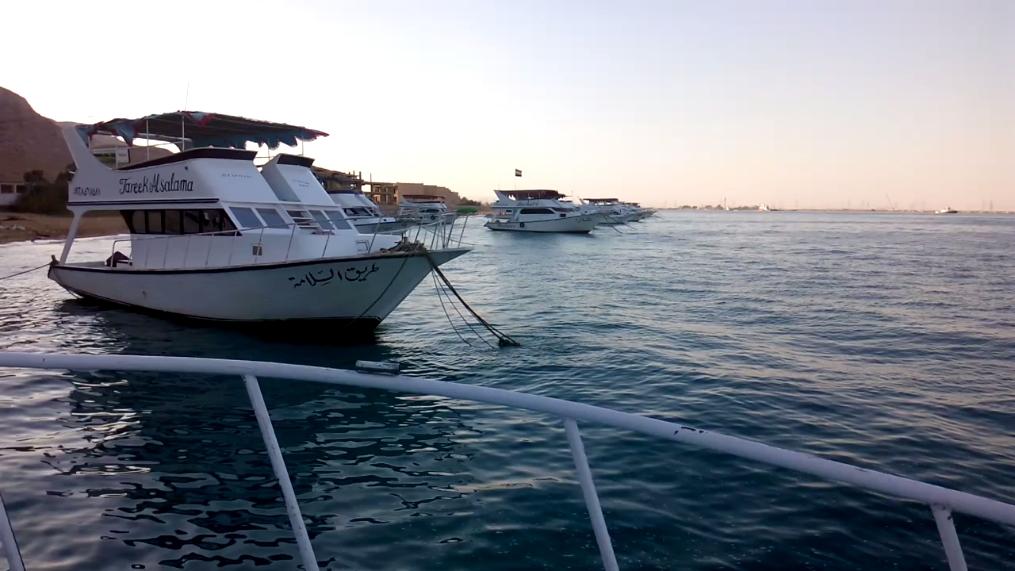 تصويرى : رحلة العودة.. مرسى لنشات الصيد بالعين السخة (  45صورة)